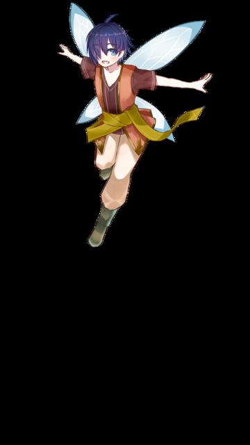 剣 ウィステリア と 杖 の